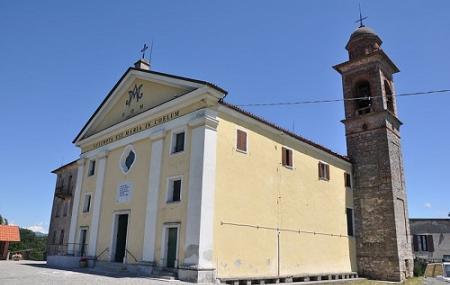 Santuario Della Madonna Di Montespineto, Madonna Del Monte Spineto