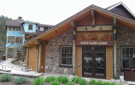 State Game Lodge Image