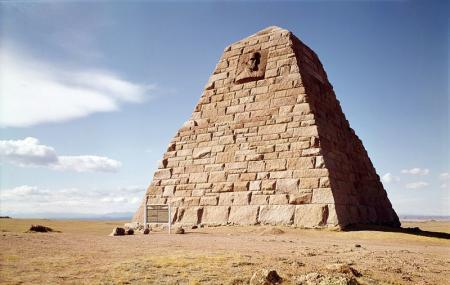 Ames Brothers Pyramid Image