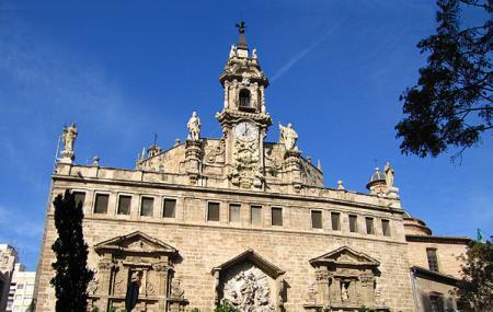Esglesia Dels Sants Joans Image