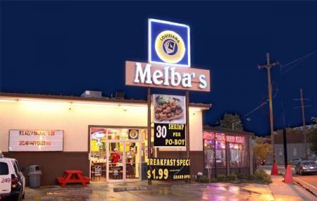Melba's Old School Po Boys Image