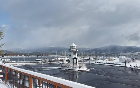 Frisco Bay Marina, Frisco