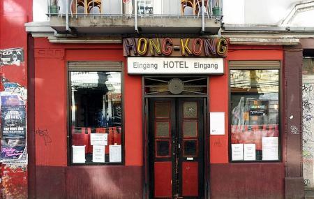 Hong Kong Bar Image