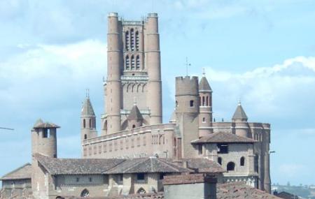 Sainte-cecile Cathedral Of Albi Image