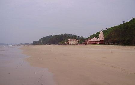 Ganpatipule Beach Image