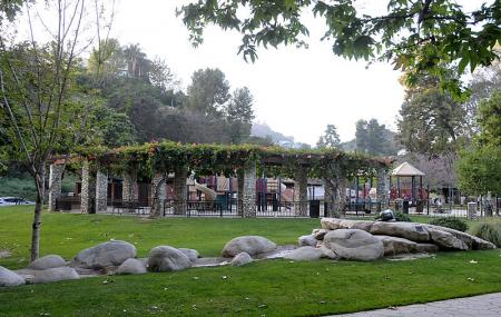 Coldwater Canyon Park, Beverly Hills