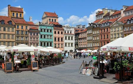 Old Town Market Place, Warszawa