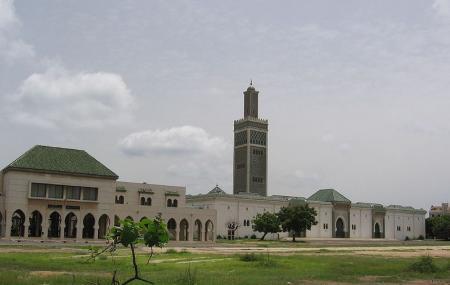 Dakar Grand Mosque Image