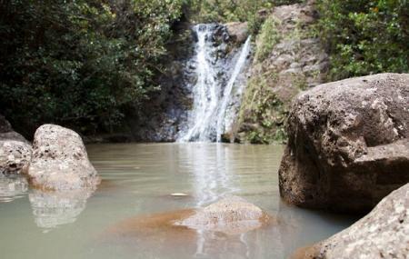 Laie Falls Image