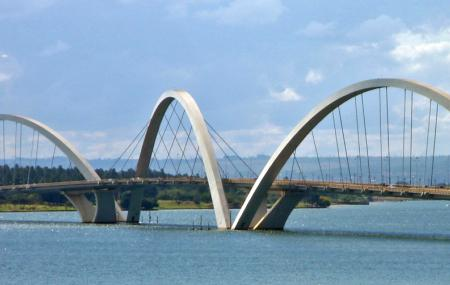 Juscelino Kubitschek Bridge, Brasilia