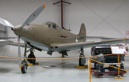 Yanks Air Museum, Chino