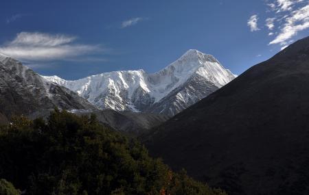 Mount Gongga Image