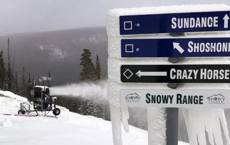 Snowy Range Ski Area, Laramie