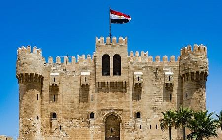 Fort Qaitbey, Alexandria