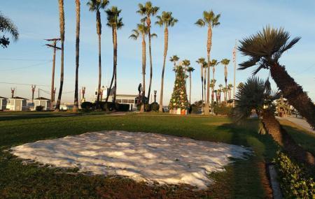 Seal Beach Pier Playground Image
