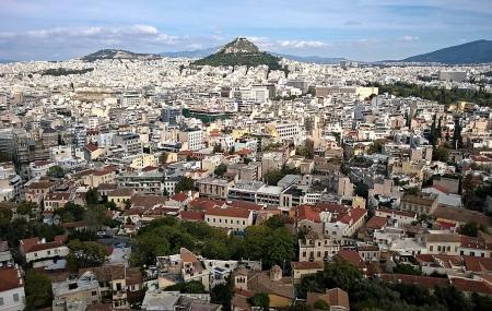 Lykavittos Hill Image