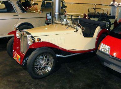 Emirates National Auto Museum Image