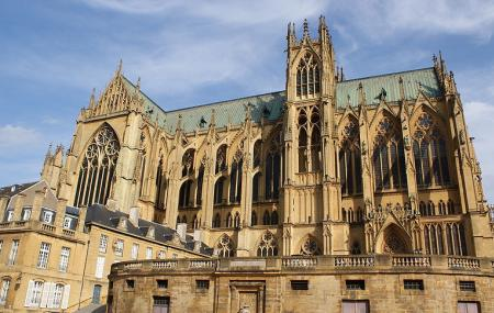 Metz Cathedral Image