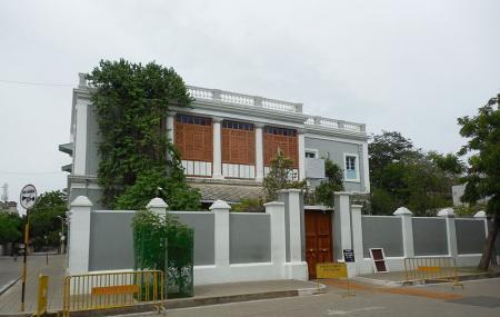 Sri Aurobindo Ashram Image