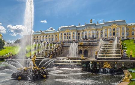 The Peterhof Palace Image
