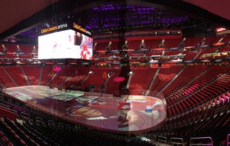 Little Caesars Arena, Detroit