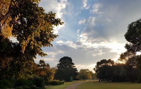 Botanical Garden Parkrun Image