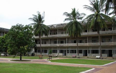 Tuol Sleng Genocide Museum Image