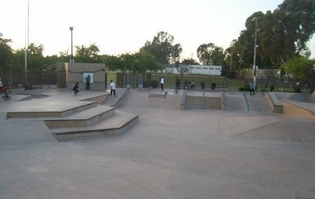 Memorial Skatepark Image