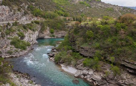 Moraca River Image