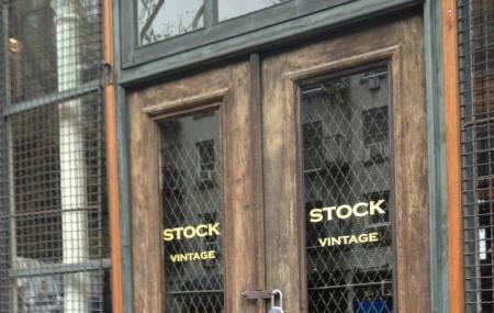 Stock Vintage Image
