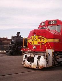 Great Plains Transportation Museum Image