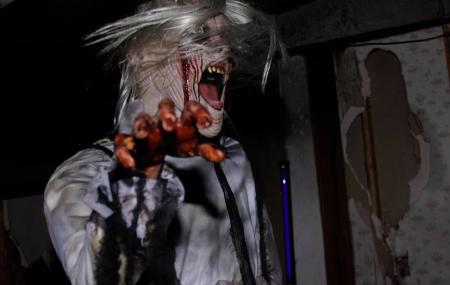 Marr Branch Haunted House Image