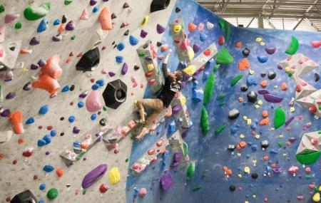 Momentum Indoor Climbing Millcreek Image
