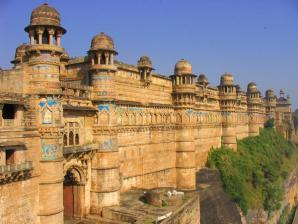 Gwalior Fort, Gwalior