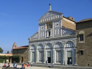 Basilica Di San Miniato Al Monte, Florence