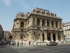 Budapest Opera House Or State Opera House, Budapest