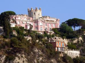 Le Chateau Or The Castle Of Nice, Nice