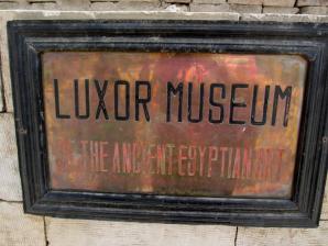 Luxor Museum, Luxor