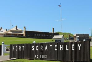 Fort Scratchley Historic Site, Newcastle