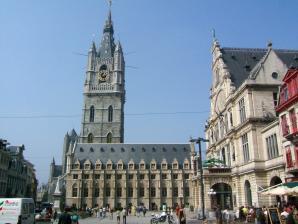 Belfort Van Gent, Ghent