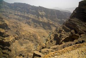 Wadi Ghul, Nizwa