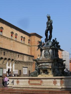 Fontana Del Nettuno, Bologna
