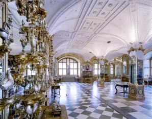 Schloss Und Grunes Gewolbe, Dresden