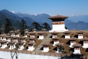 Dochula Pass, Thimphu