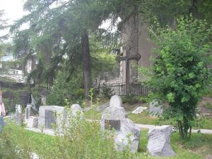 Mountaineers Cemetery, Zermatt