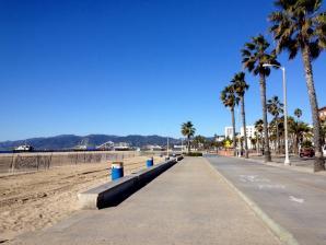 26 Mile Bike Path, Santa Monica