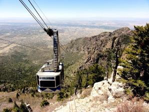 Sandia Peak Tramway, Albuquerque