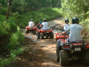 Atv Adventure Tours Costa Rica, Jaco