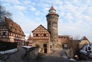 Nuremberg Castle, Nuremberg