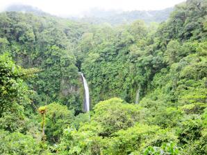 La Fortuna Waterfall, La Fortuna